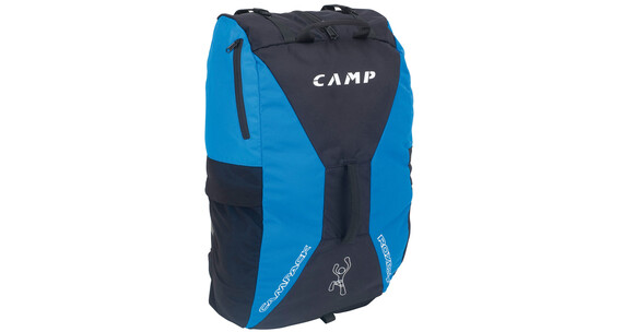 Camp Roxback Backpack sky blue/black